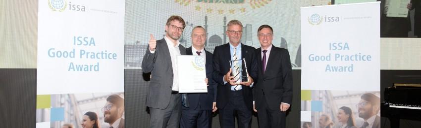 ISSA Award 14-05-2019 Baku